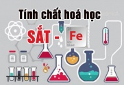 Tính chất hoá học của Sắt (Fe), ví dụ và bài tập - hoá lớp 9